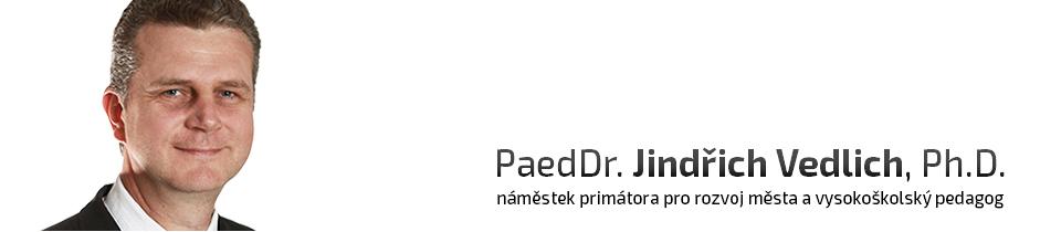 PaedDr. Jindřich Vedlich, Ph.D.