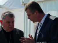 S kardinálem Dominikem Dukou