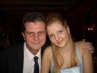 S dcerou Terezkou