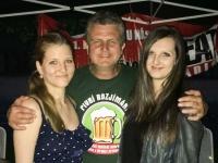 S dcerami na Pivním rozjímání