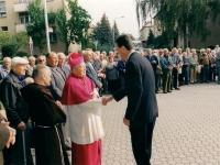 S arcibiskupem Karlem Otčenáškem