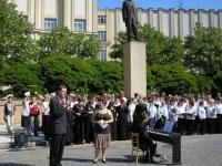 Zahájení Královéhradeckých slavností sborového zpěvu