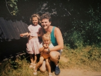Léto s rodinou na horách