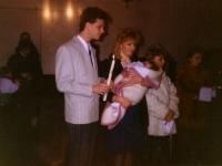 Křtiny dcery