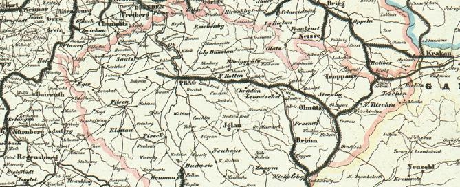 Bahnkarte_CZ_1849